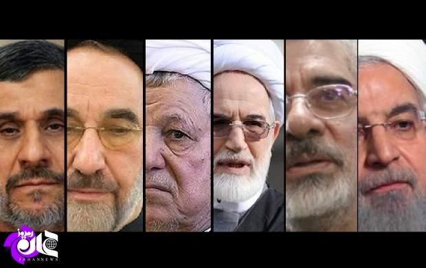 چالش ۱۰ ساله با پرتغییرترین چهرههای اخیر انقلاب