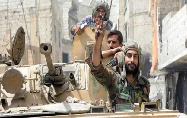 یورش تروریستها به حومه حماه دفع شد