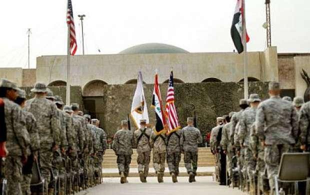تعداد نیروها و پایگاههای آمریکایی در عراق