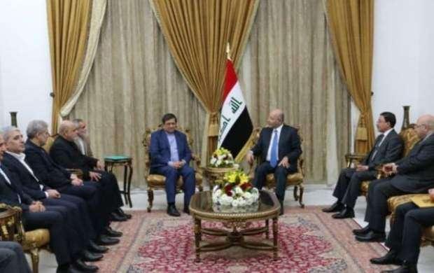 حمایت رهبری سیاسی عراق از توافقات با ایران