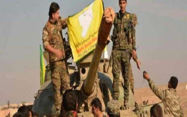 پیشروی نیروهای قسد ضد داعش در شرق فرات