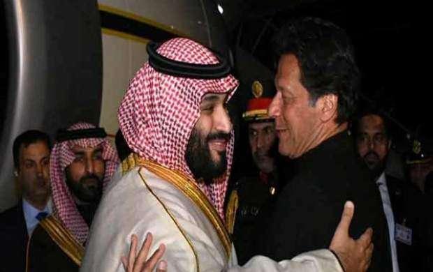 جملاتی که بنسلمان درباره عمران خان گفت