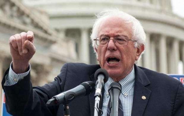 «سندرز» رسماً نامزد انتخابات ۲۰۲۰ آمریکا شد