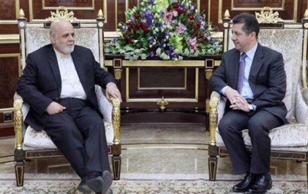 ثبات کردستان عراق برای ایران مهم است