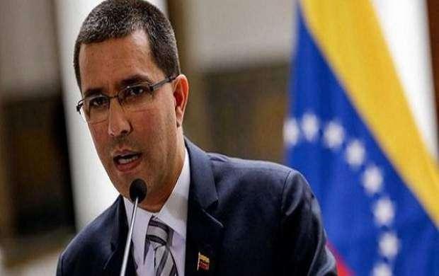 ترامپ رهبر مخالفان ونزوئلا است