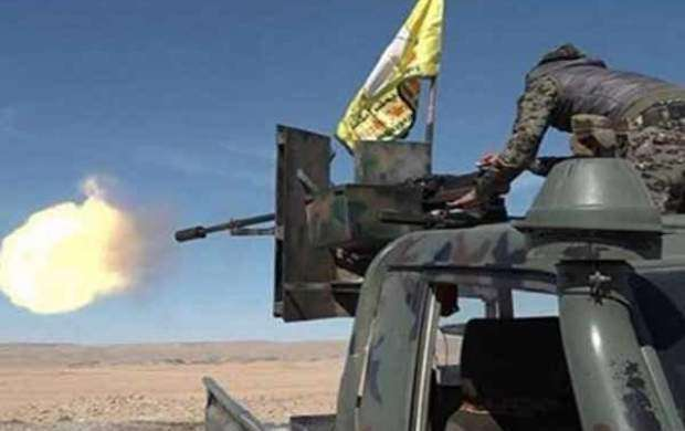 نبرد سنگین قسد با داعش در شرق دیرالزور