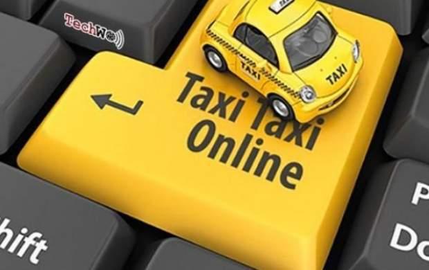 راننده اخراج شده تاکسی آنلاین دستگیر شد