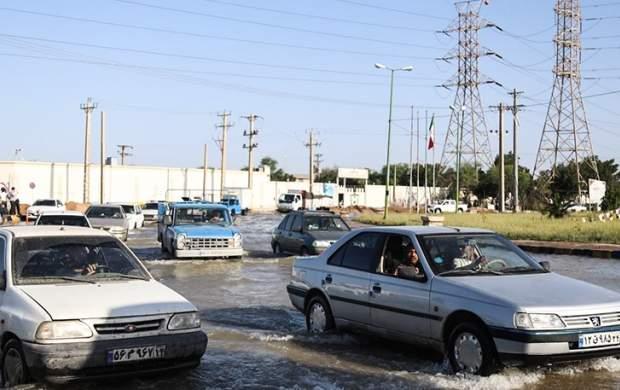تخریب ۱۴هزار کیلومتر جاده در سیل اخیر