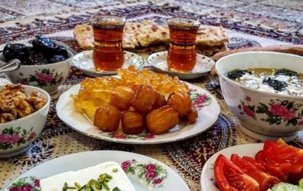 محاسبه هزینه هر وعده افطار و سحر+ قیمتها