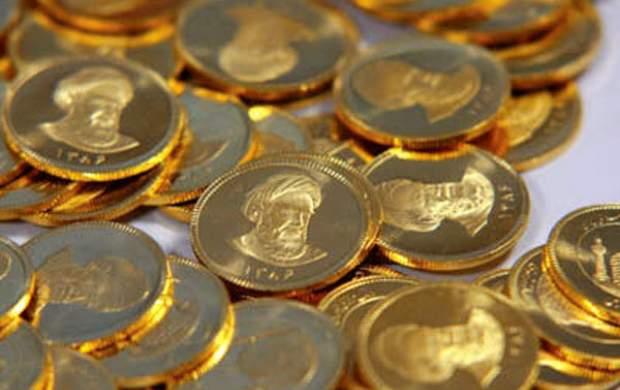 قیمت سکه؛ ۵ میلیون و ۱۸۵ هزار تومان