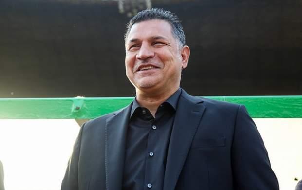 واکنش علی دایی به شایعه حذف از فوتبال