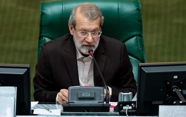 صحبتهای لاریجانی پس از انتخاب مجددش