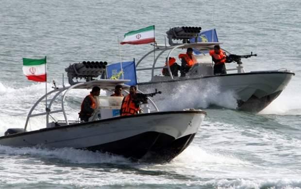 درگیری مسلحانه شناورهای سپاه با سوادگران مرگ