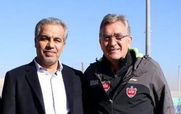 واکنش عرب به مصاحبه جنجالی برانکو