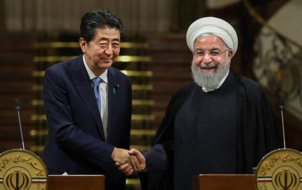 روحانی به نخستوزیر ژاپن چه گفت؟