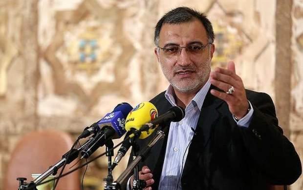 ایران مال ۵۰۰ میلیارد به حساب شهرداری ریخت/ زاکانی: معضلات موسسات مالی در برابر ایران مال ناچیز است/ قبل از واقعه علاج کنید