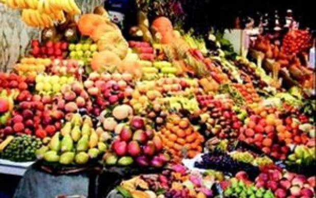 کاهش قیمت میوههای تابستانه