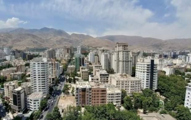 مسکن در ۵ منطقه از تهران ارزان شد