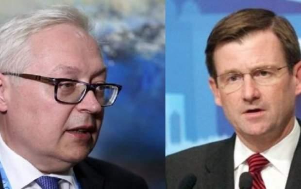 مذاکرات آمریکا و روسیه در فنلاند بینتیجه تمام شد