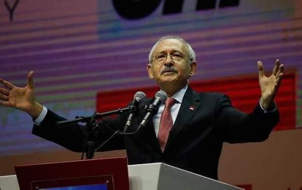 حمایت رهبر اپوزیسیون ترکیه از خرید اس -۴۰۰