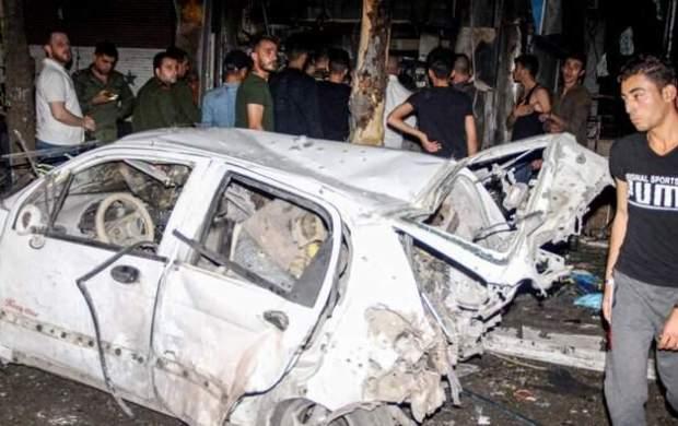 داعش مسئولیت انفجاری در دمشق را برعهده گرفت