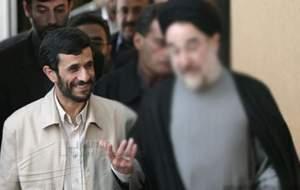 خاتمی و احمدینژاد، ترامپ را تقویت میکنند