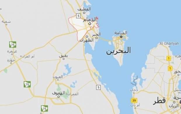 شرق عربستان با موشک جدید یمن هدف قرار گرفت