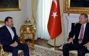 واعظی سلام گرم روحانی را به اردوغان رساند