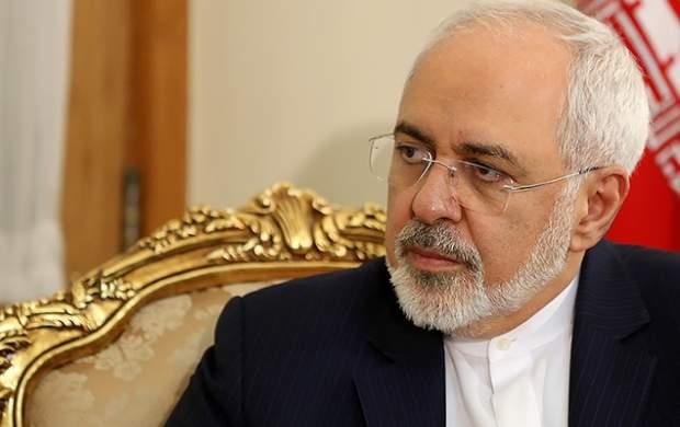 ظریف: خواهان دیدار با مقامهای آمریکایی نیستیم