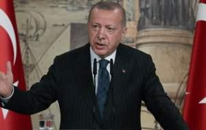 واکنش اردوغان به اظهارات ترامپ درباره ایران