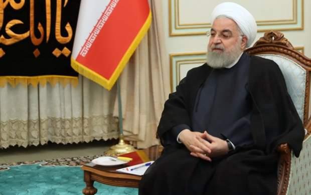 روحانی: گام سوم کاهش تعهدات را جمعه برمیداریم