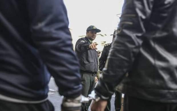 دستگیری ۲۲ نفر در پارتی شبانه در ماه محرم