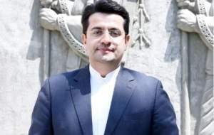 نظر سخنگوی وزارت خارجه درباره «دربی» +عکس