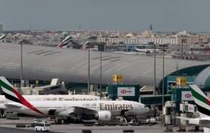 تاخیر در پروازهای دبی به علت احتمال حمله پهپادی