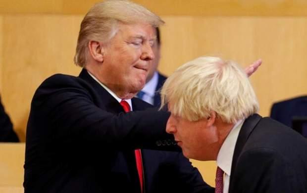 انگلیس: وقت مذاکره با ایران است/ ترامپ: موافقم