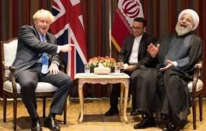 عکس خاص از دیدار روحانی با نخست وزیر انگلیس/ مخاطبین محترم نظر شما چیست؟
