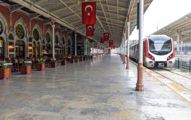 راهاندازی قطار تهران- استانبول تا پایان سال