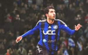 پیروزی با طعم گل بازیکن ایرانی