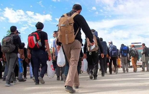 اعلامکرایه مسیرهای سفر به عتبات در داخل عراق