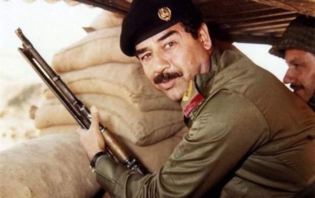 فیلم/ روایت جدید از سرنوشت صدام