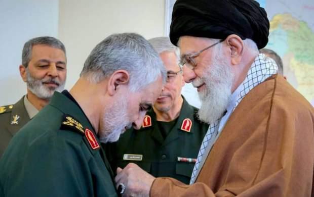 روایت سعدالله زارعی از دو دهه فرماندهی حاجقاسم
