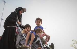 فوت و فنهای سفر اربعین با بچهها