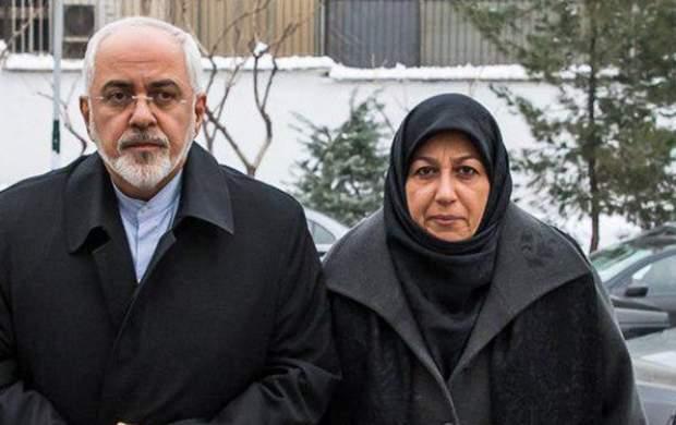 قرق پارک ۱۵ هکتاری برای همسر آقای وزیر خارجه!/ عذرخواهی ظریف و همسرش از بانوان تهرانی