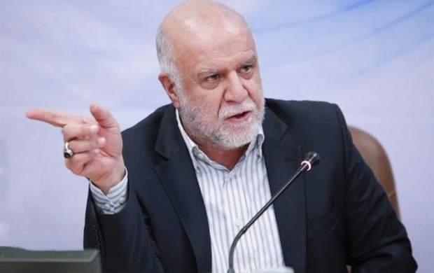 زنگنه: توتال در فضایی دوستانه از ایران رفت!