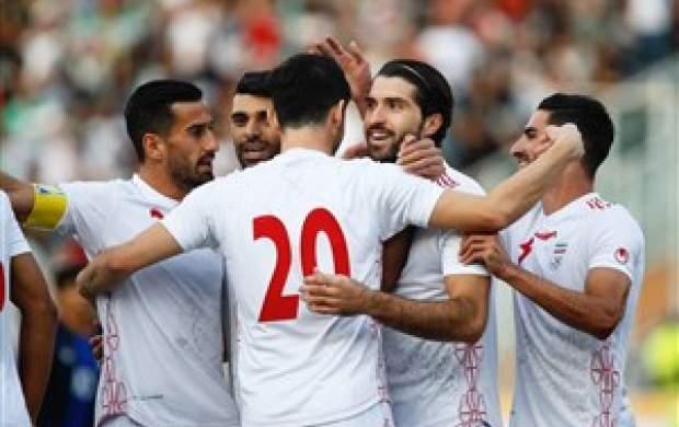 فیلم/ خلاصه بازی ایران ۱۴ - کامبوج صفر