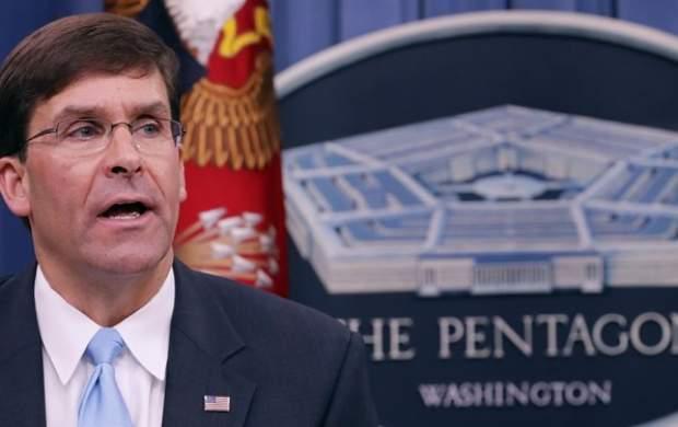 اظهارات وزیر دفاع آمریکا درباره حمله ترکیه به سوریه