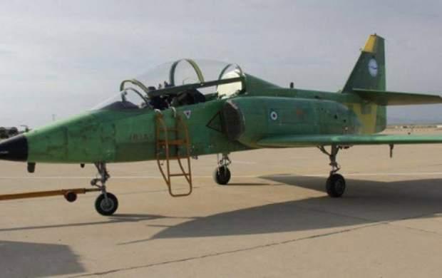 آشنایی با اولین جنگنده آموزشی بومی ایران