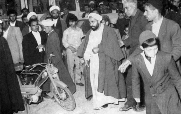 دعای مرحومکافی در دهه۴۰ برای زیارت اربعین