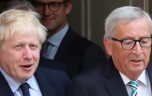 توافق اتحادیه اروپا و انگلیس بر سر برگزیت