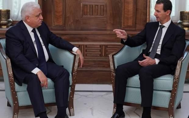 خط و نشان بشار اسد برای ترکیه
